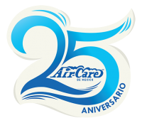 Air Care - Logo 25 Aniversario