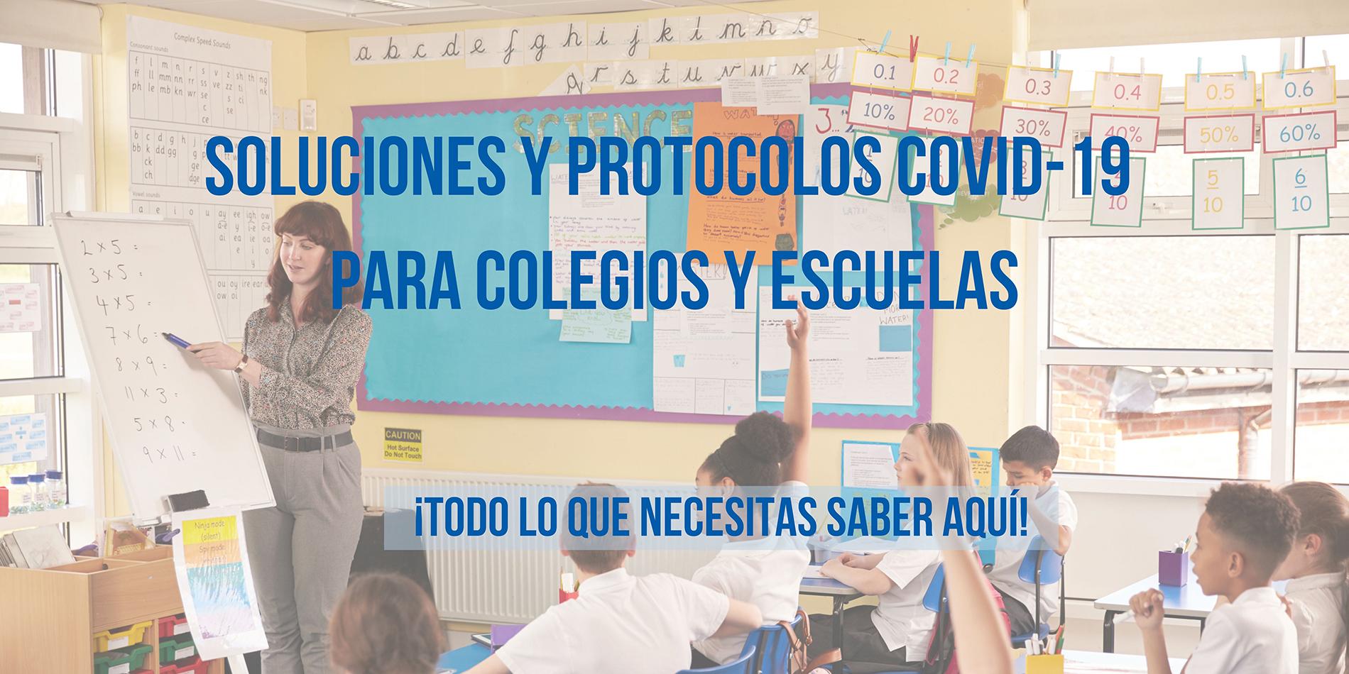 Protocolo de Escuelas